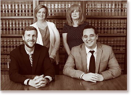 About the Traffic Ticket Lawyers at the Law Offices of Troy P. Hendrick